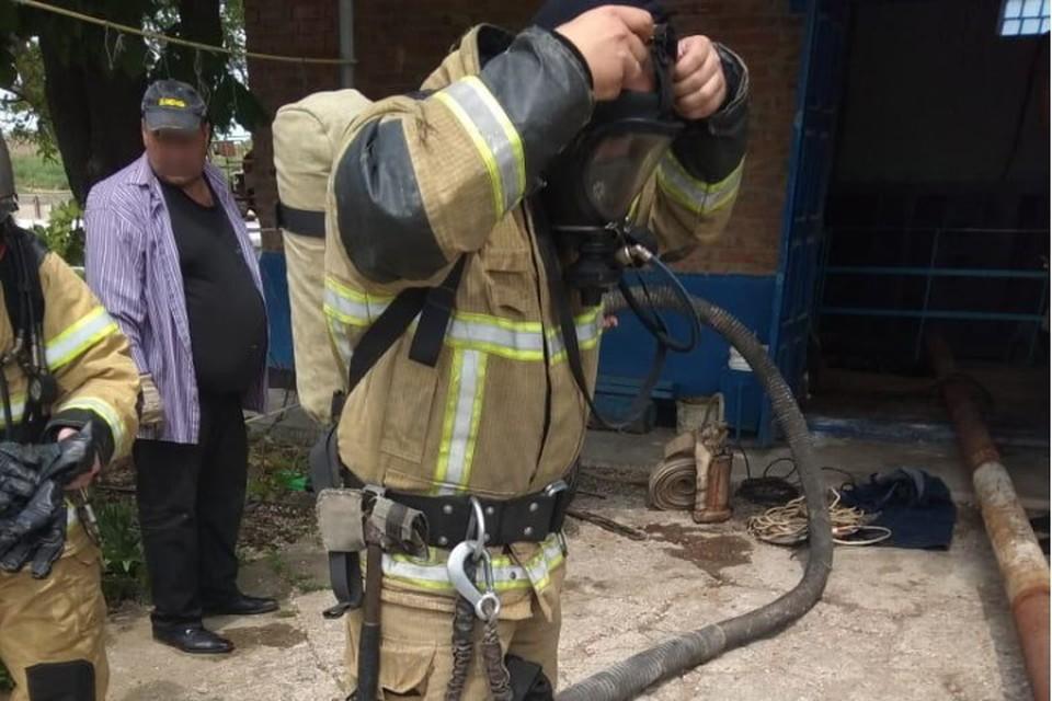 Авария на очистных сооружениях Дмитриадовки унесла жизни десяти рабочих
