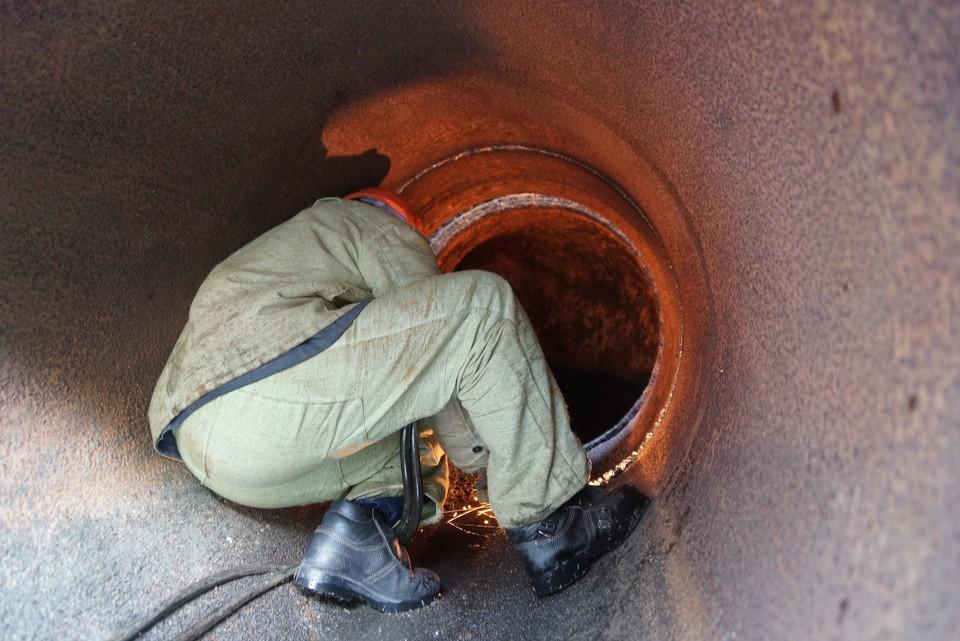 21 мая при выбросе метана в колодце очистных сооружений погибли рабочие «Водоканала»
