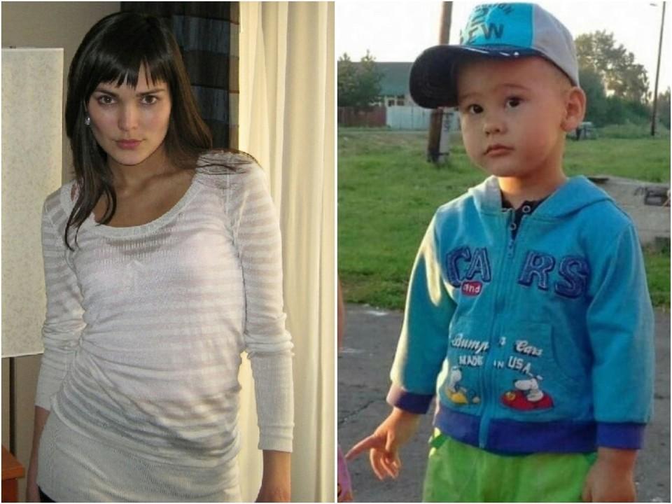 Если вы знаете, где находятся эти женщина и ребенок, обратитесь в полицию по телефону 02.