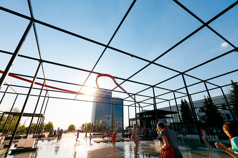Архитектор из Москвы проверила, как живет Центральная площадь Ижевска