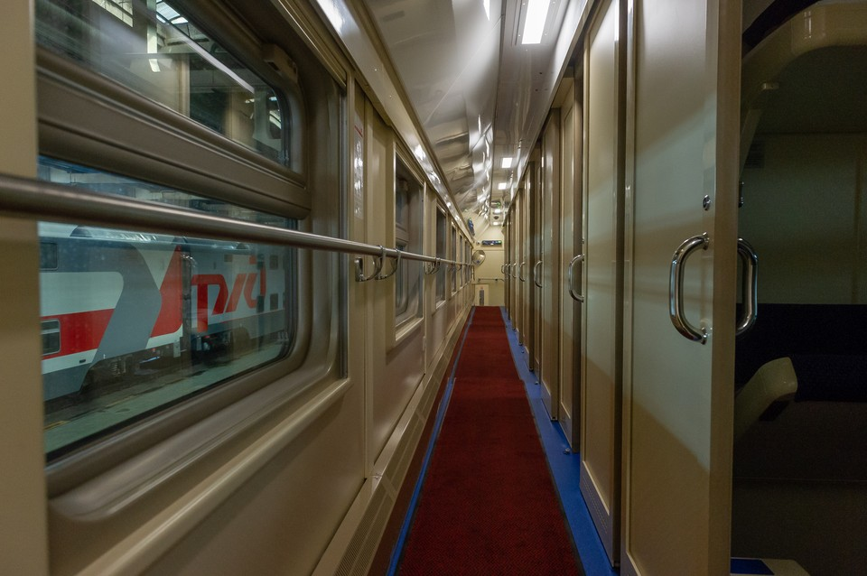 По маршруту Санкт-Петербург — Анапа 30 мая отправят первый двухэтажный поезд