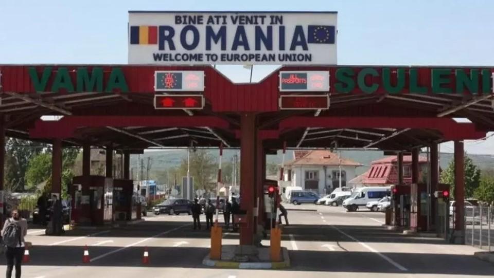Румыния открыла границу для граждан Молдовы. Фото: соцсети