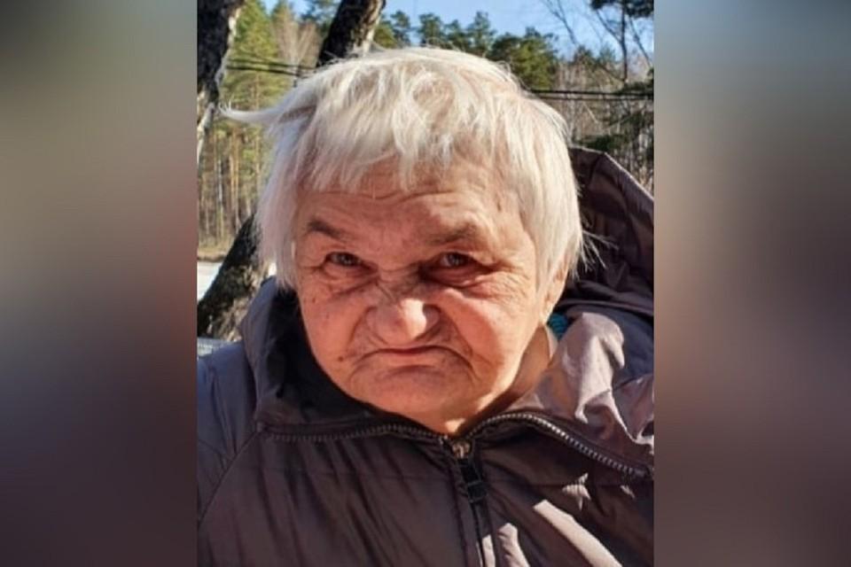 """Под Новосибирском ищут 80-летнюю пенсионерку, не вернувшуюся с прогулки. Фото: ПСО """"ЛизаАлерт Новосибирск""""."""