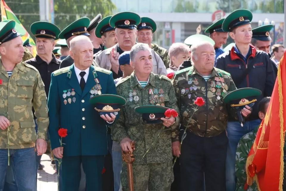 Беглов пообещал установить памятник пограничникам в Приморском районе Петербурга.
