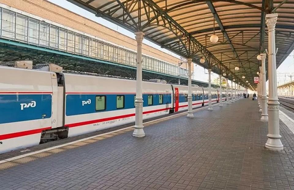 Нижегородские «Стрижи» начали приезжать на новый вокзал «Восточный» в Москве. ФОТО: РЖД