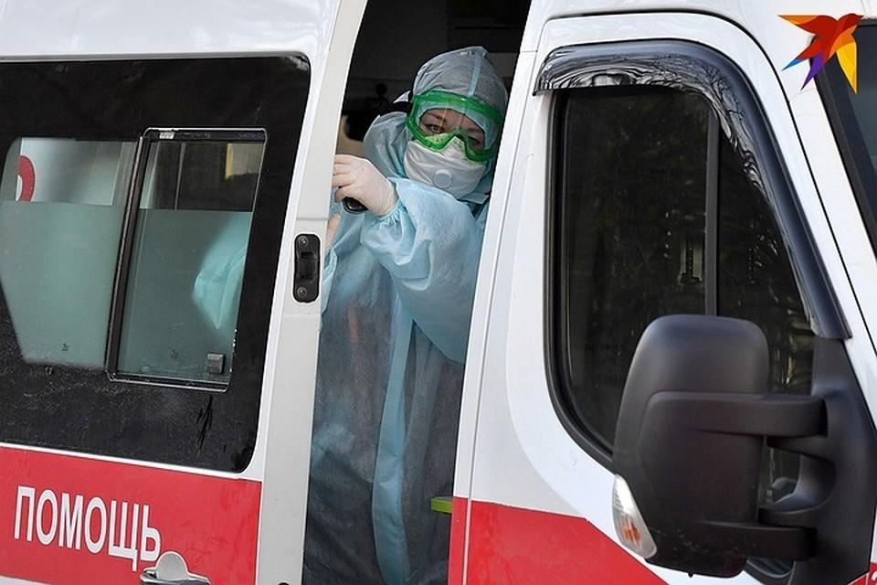 В Беларуси снижается число новых случаев коронавируса
