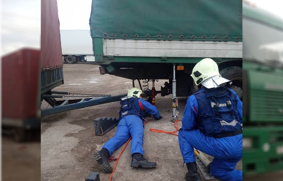 Мужчина погиб. Фото: Поисково-спасательная служба Самарской области