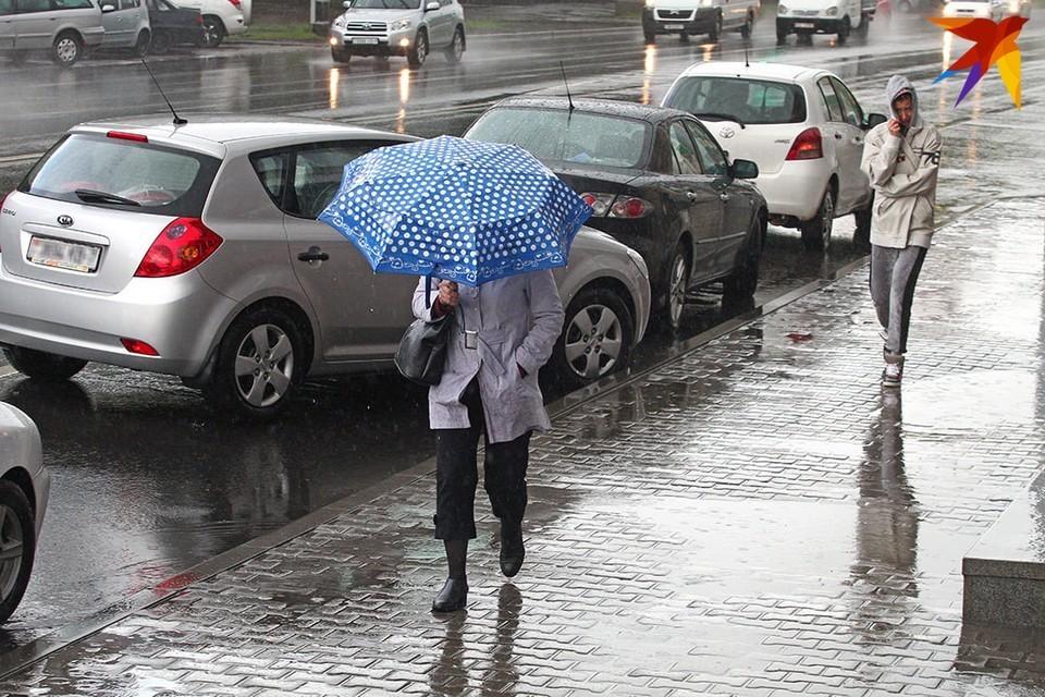 На неделе сохранится неустойчивая погода, чаще всего будет облачно, без дождей и гроз не обойдется