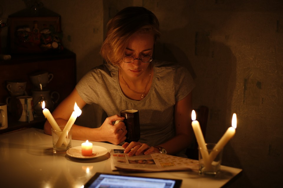 Более 40 частных домов в Ленинском районе остались без света 30 мая.