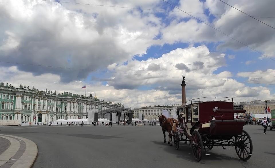 Как из Тюмени дешево добраться в Санкт-Петербург и что посмотреть. Фото - Вадим Бегун.