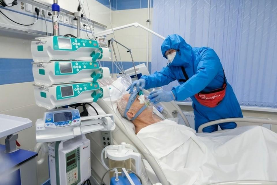 Пандемия коронавируса ну спешит покидать сибирский регион.