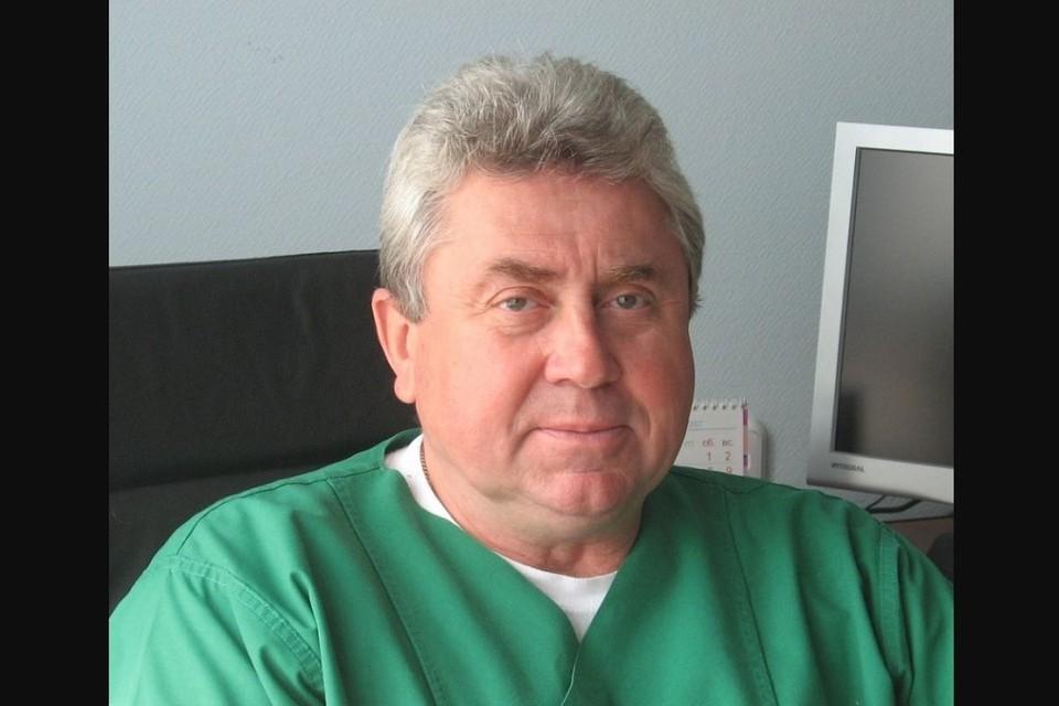 Ушел из жизни выдающийся белорусский хирург Вячеслав Янушко. Фото: cardio.by