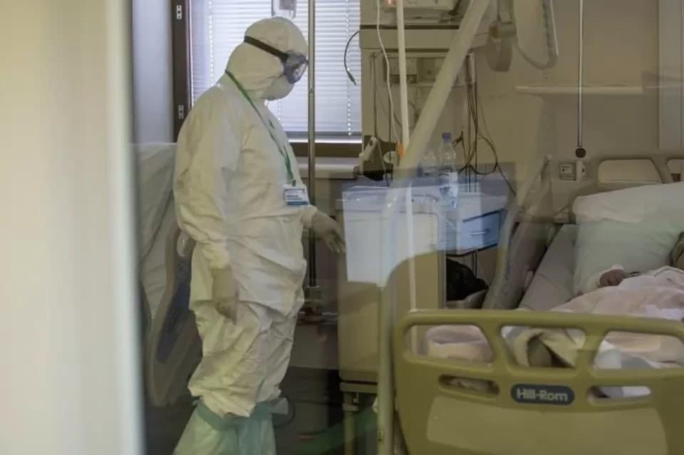 От коронавируса за сутки умерли девять человек