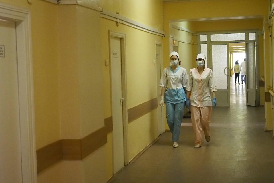 В Брянске отказали в стимулирующих коронавирусных выплатах медикам городской больницы №1.
