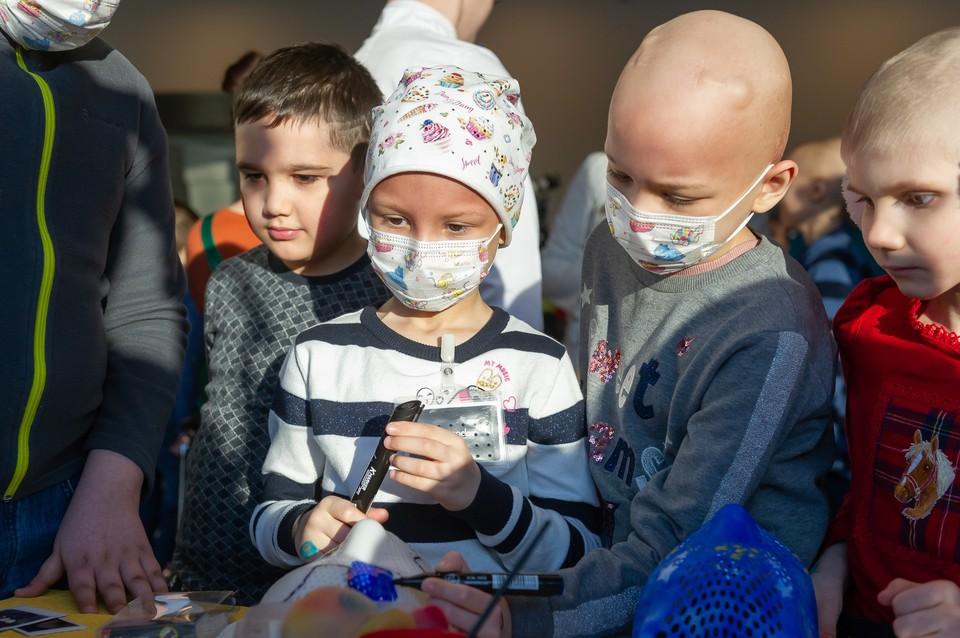 Самым распространенным онкозаболеванием у детей оказалась лейкемия