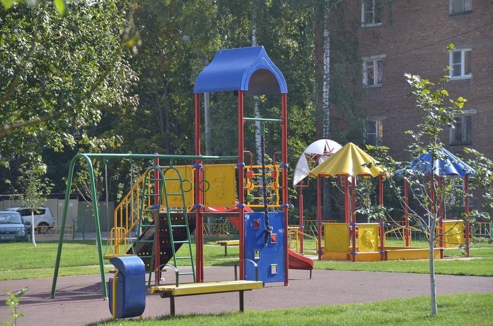 До 10 июня в Туле проверят на безопасность все детские площадки