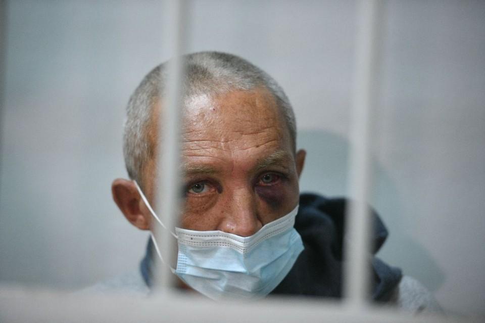 Сергей Болков заявил, что помнит стрельбу по людям лишь урывками.