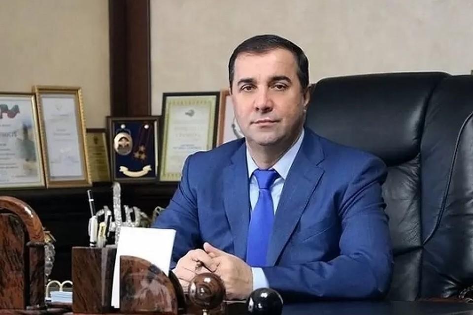 Магомед Джелилов занял пост главы района в 2015 году