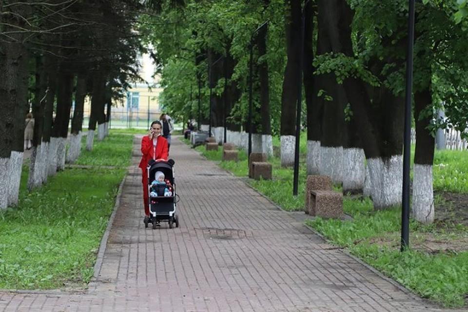 В Брянске выявили недостатки в благоустройстве сквера энергетиков.