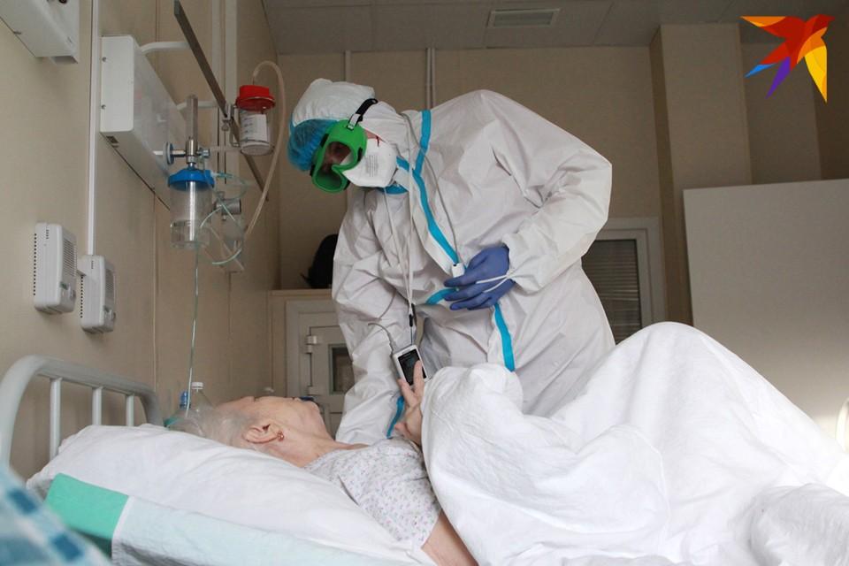 Выздоровели 48216 пациентов, а на лечении с COVID-19 остаются 1916 человек.