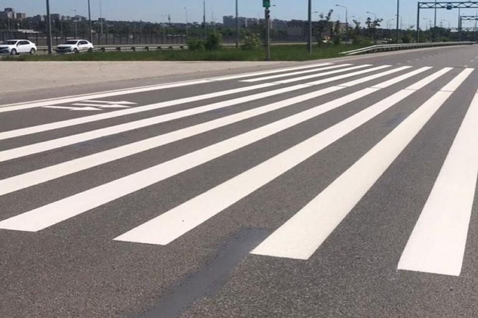 Новые переходы улучшат безопасность на дорогах Фото: страница в Instagram Алексея Логвиненко