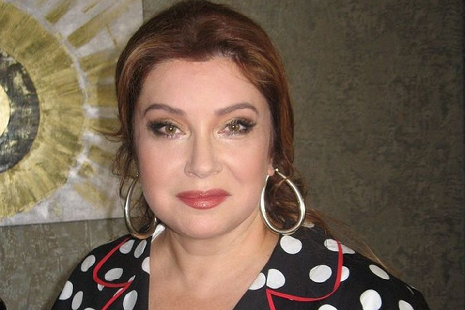 Вера Сотникова два года жила с певцом Данко