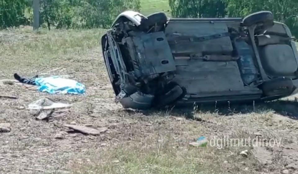 Со слов пассажира, погибший управлял транспортом в состоянии алкогольного опьянения.