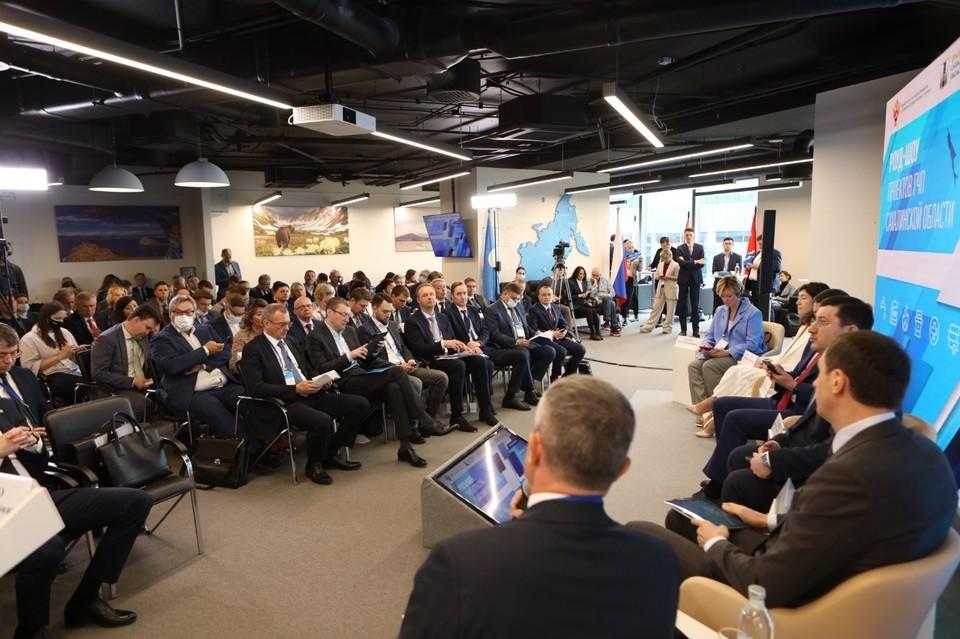 Российские и зарубежные инвесторы высоко оценили сахалинские инвестиционные проекты