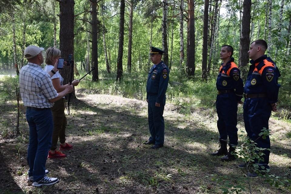 Более двухсот тюменцев пытались попасть в лес в выходные, несмотря на запрет.