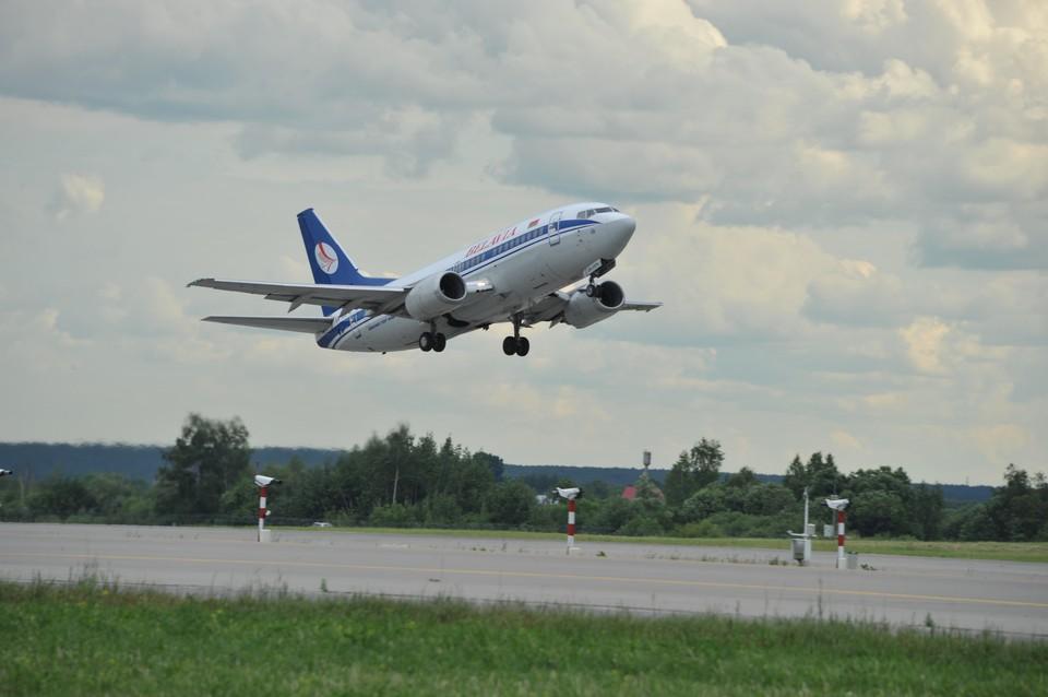 Уфу соединили прямыми рейсами с Минском
