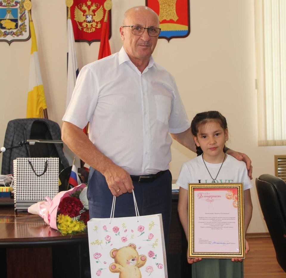Фото: администрация Апанасенковского округа