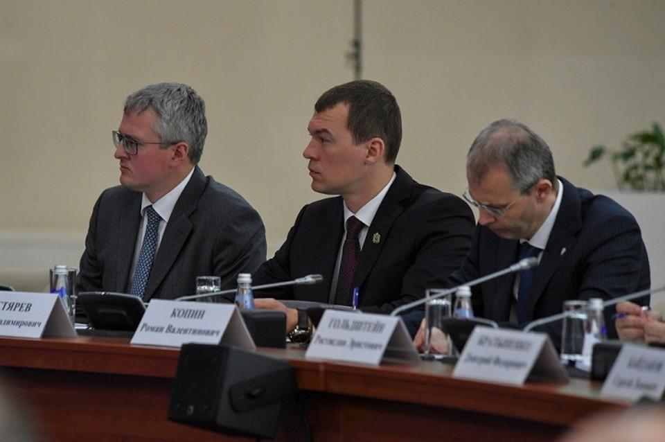 Дегтярев объявил, что будет защищать инвесторов, если надо, в «ручном режиме»