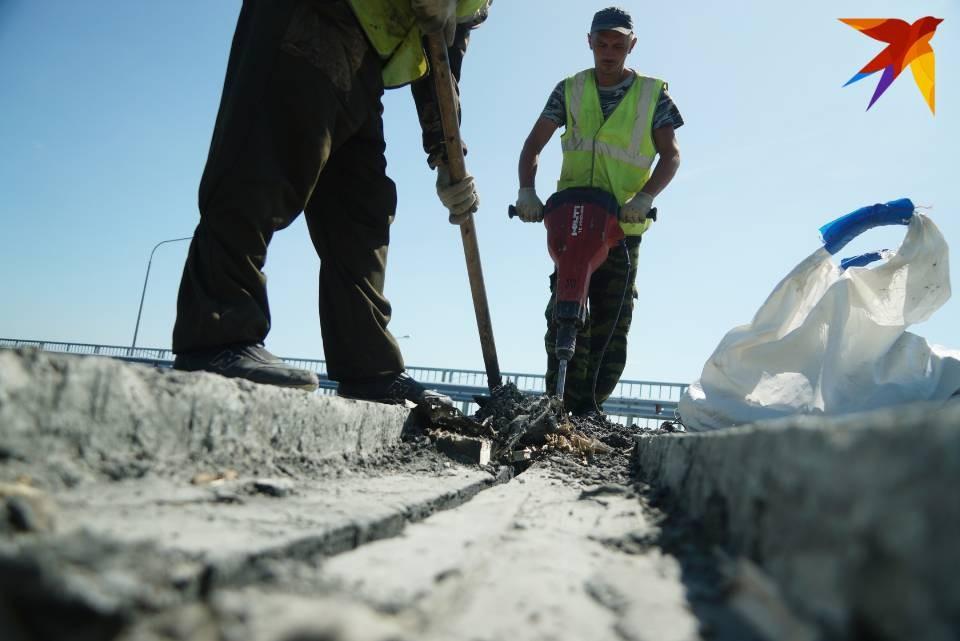 В Кандалакшском районе уже закончили капитальный ремонт дорог.