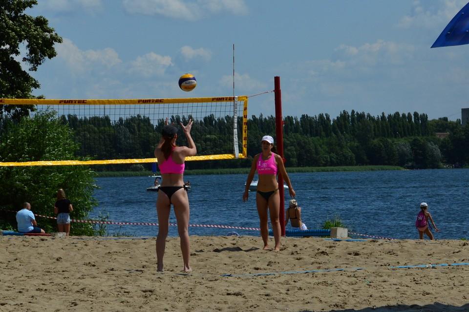 1 июня в Липецке открылись три пляжа