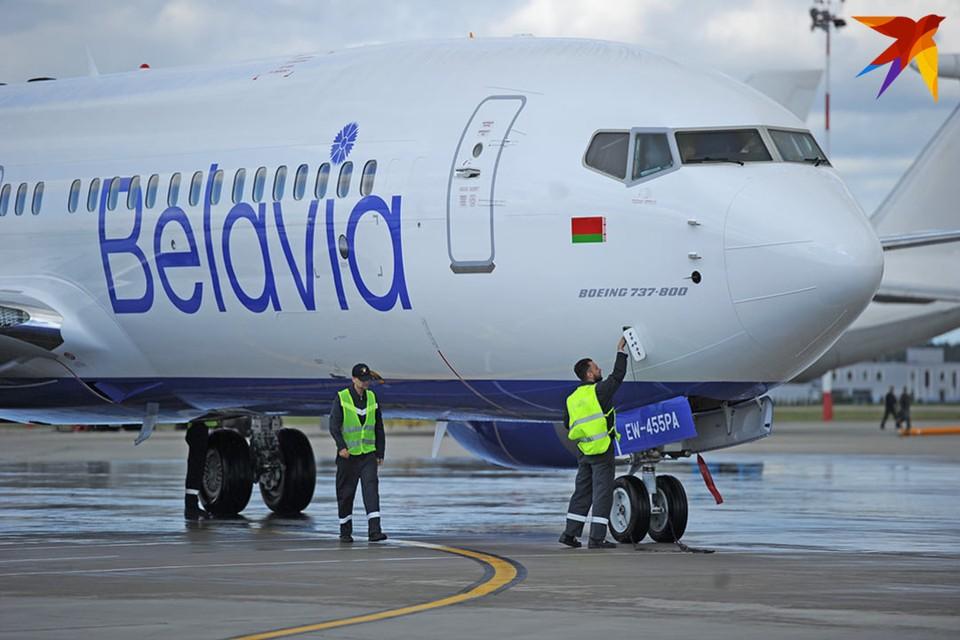 Самолет «Белавиа» Хургада- Минск вынужденно совершил посадку в Краснодаре