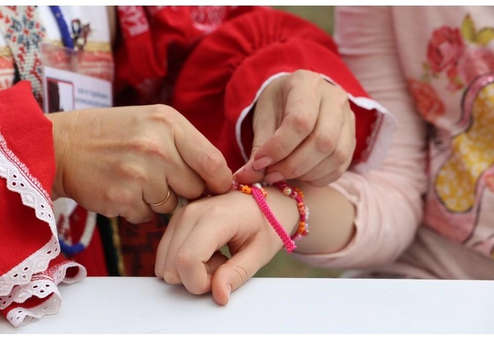 В тульском ремесленном дворе «Добродее» стартовала летний проект для детей