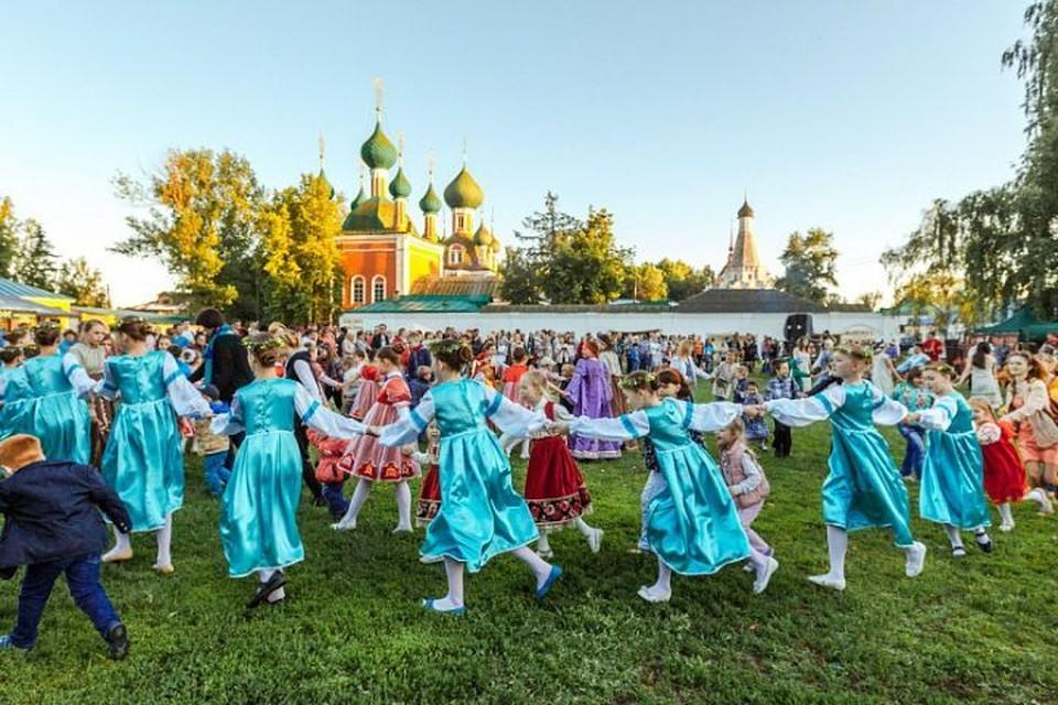 В июне в Ярославской области пройдут 12 фестивалей