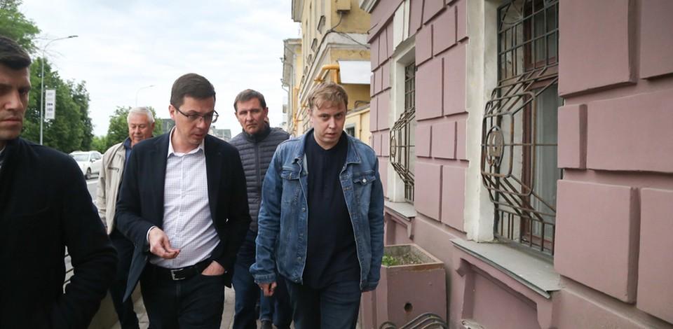 Собственникам нижегородских зданий напомнили о штрафах за ненадлежащий вид фасадов