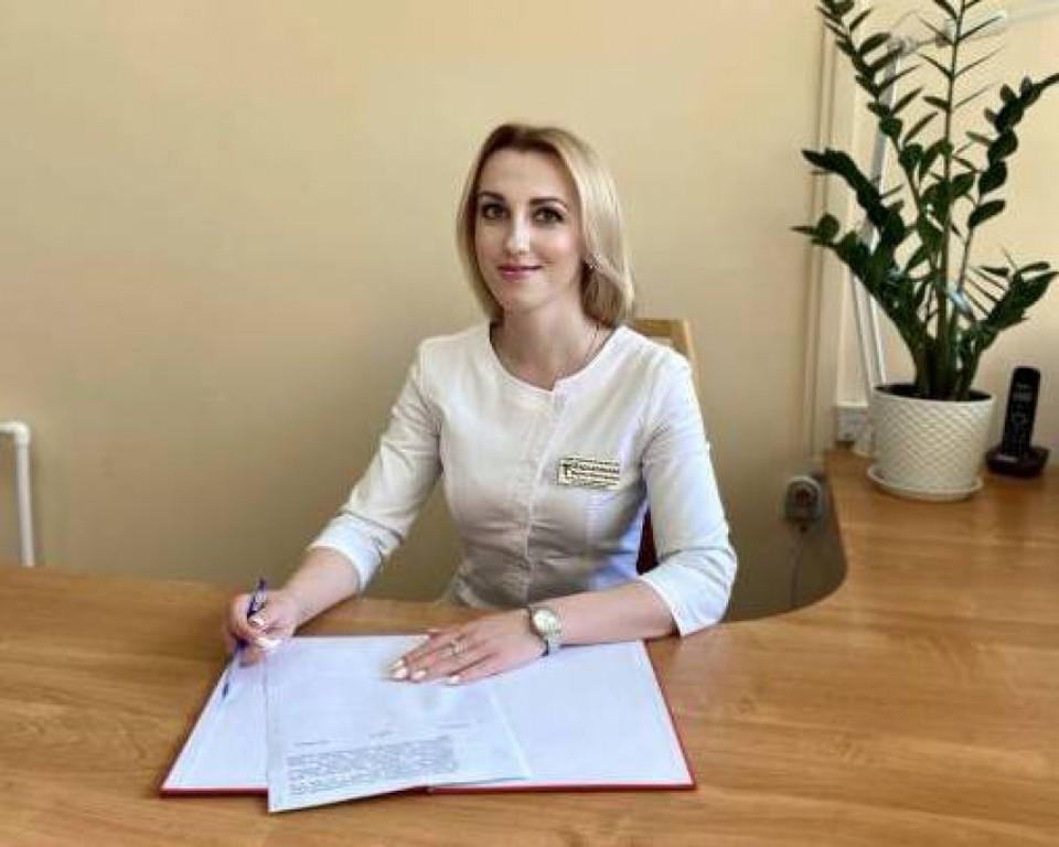 Марина Харьковская. Фото: облздрав