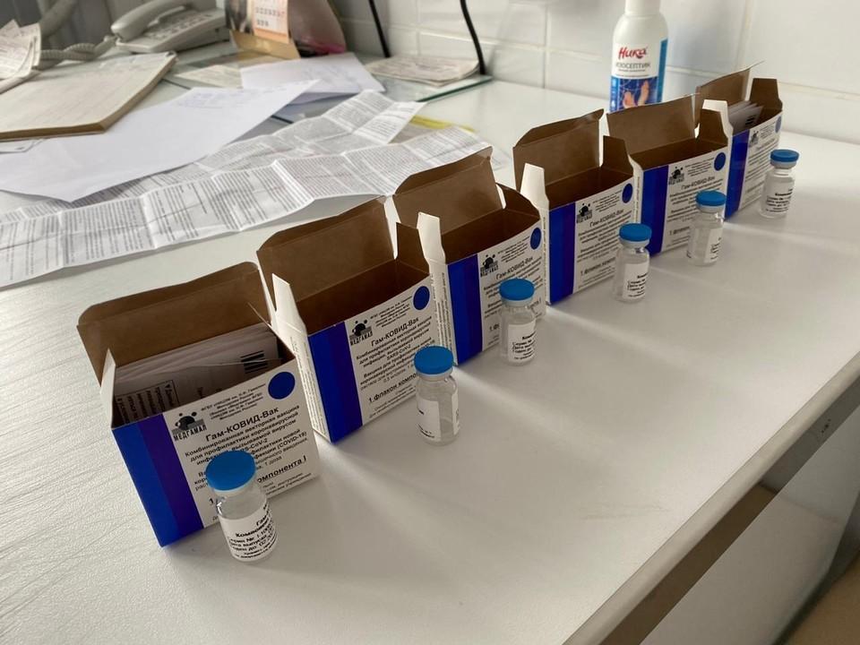 37 пунктов вакцинации от COVID-19 развернули в Смоленской области. Фото: Департамент Смоленской области по здравоохранению.