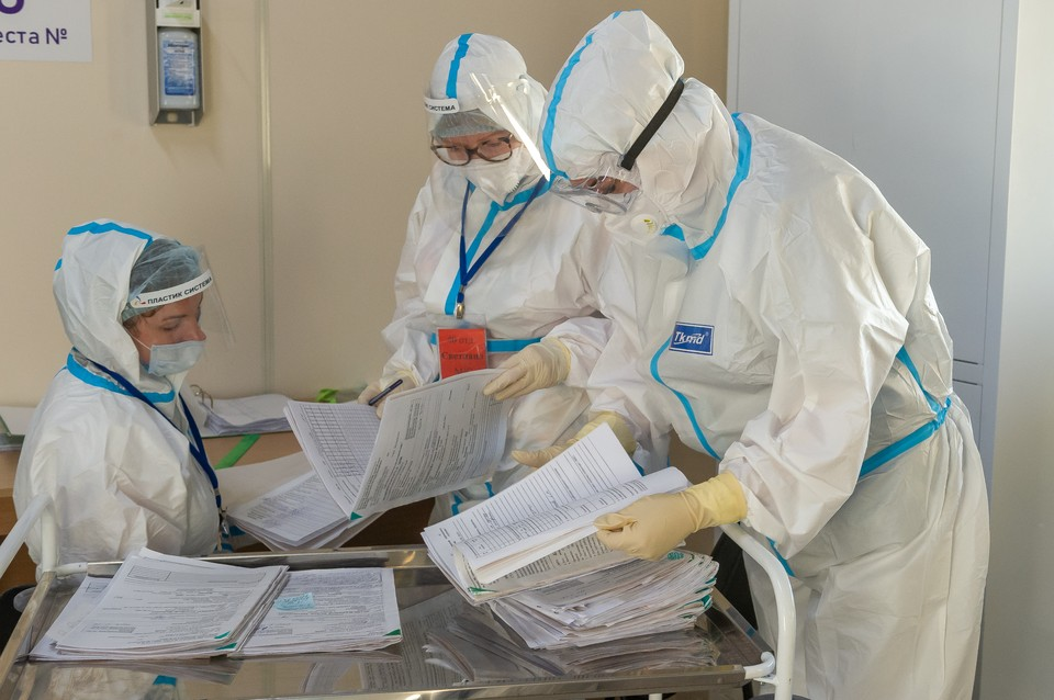 Всего с начала пандемии в Белгородской области коронавирусом заболел 38971 человек.