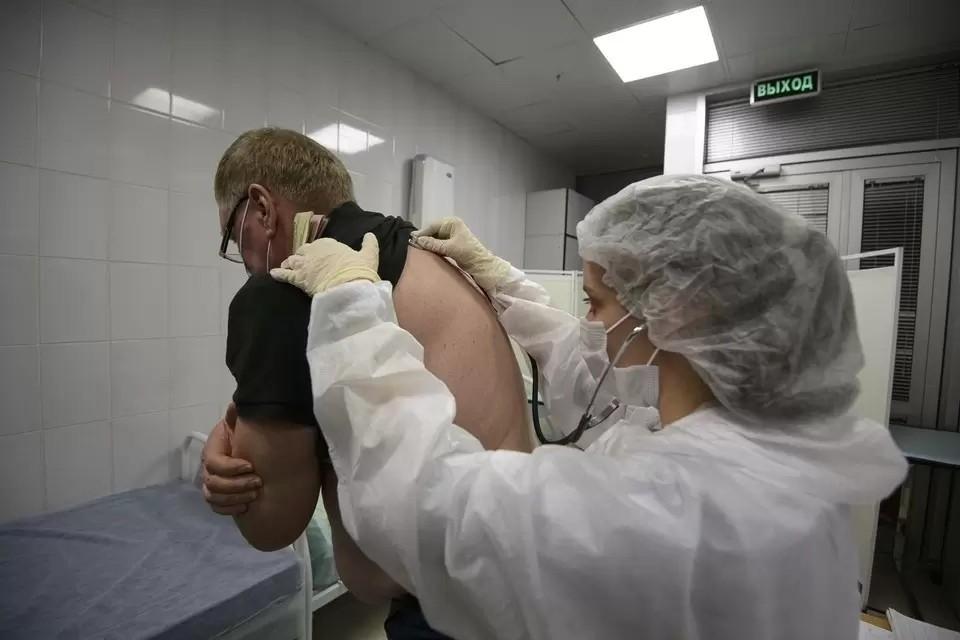 С начала пандемии в республике выявили 43778 человека с коронавирусом