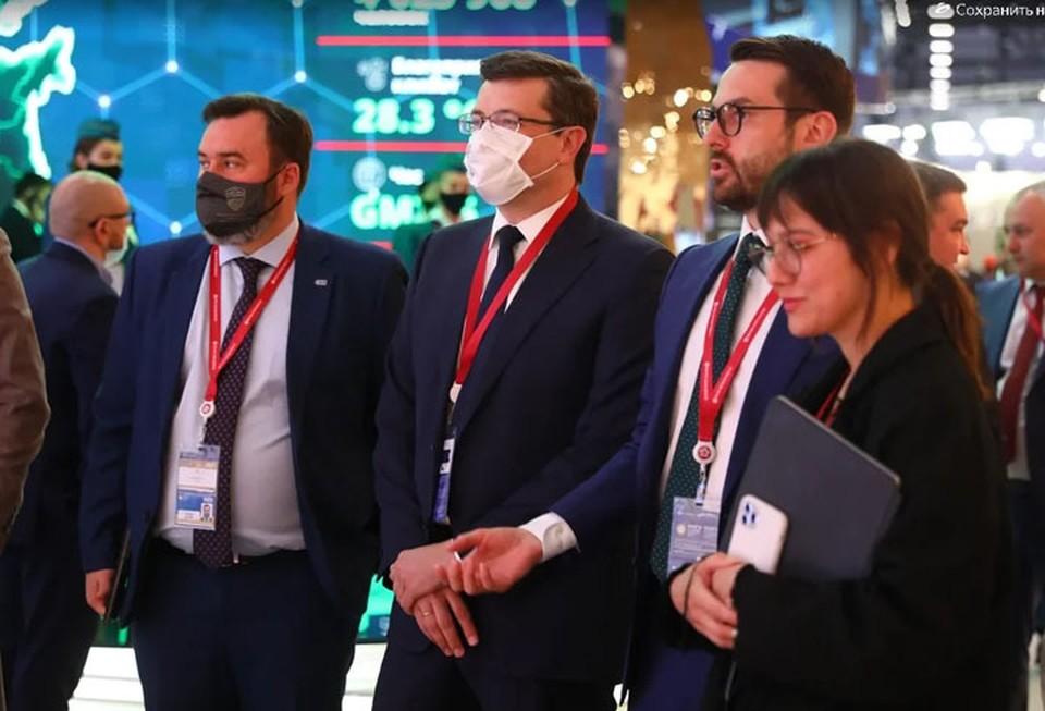 Нижегородская делегация планирует заключить 10 соглашений на ПМЭФ-2021.