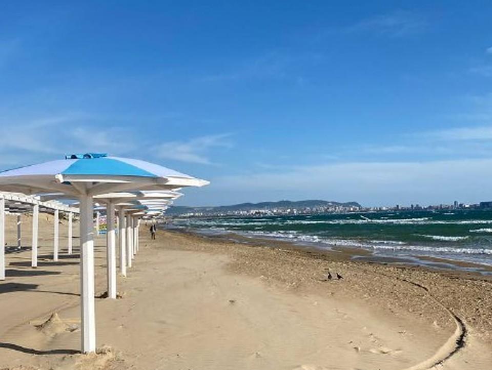 Все пляжи Анапы закрыты