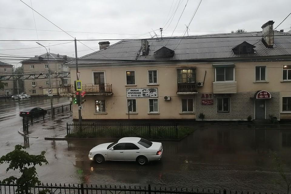 Погода 4 июня: циклон добрался до Хабаровского края
