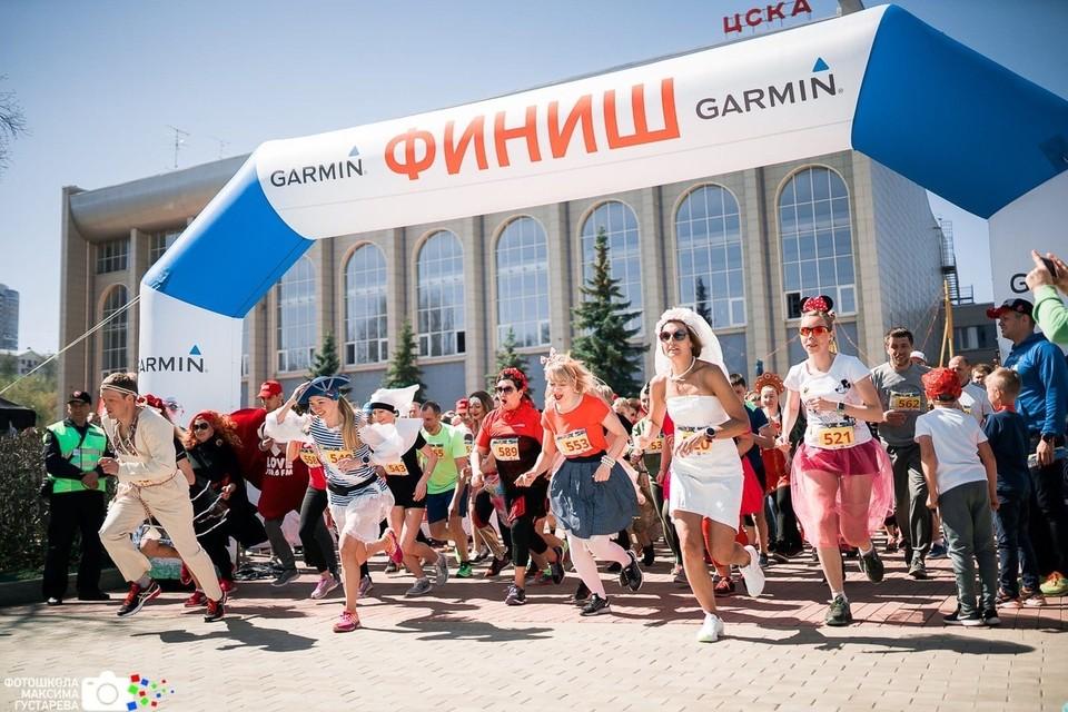 В Самаре 12 июня на набережной пройдет масштабный забег