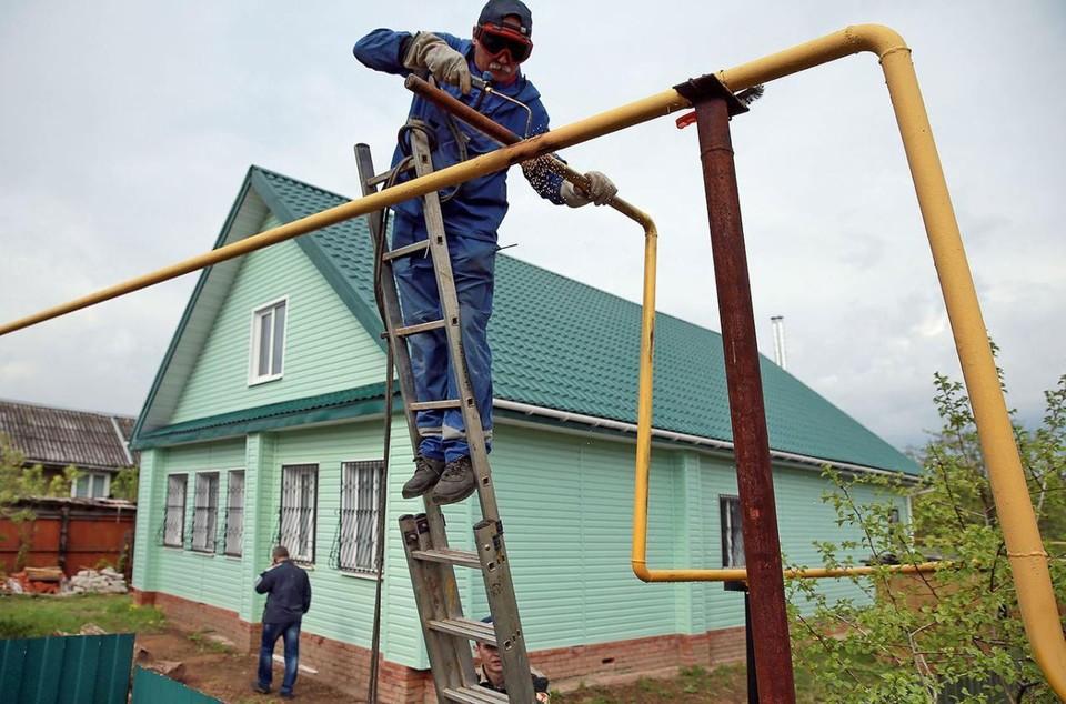 В Самарской области разработан расширенный проект по газификации населения