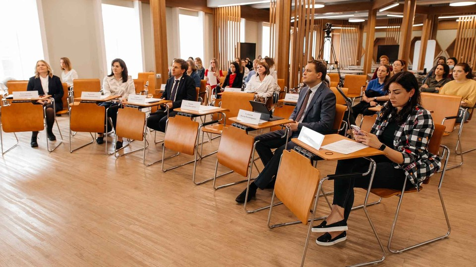 Программа была разработана в рамках общественного проекта Приволжского федерального округа «Ментальное здоровье». Фото: пресс-служба Мининского университета