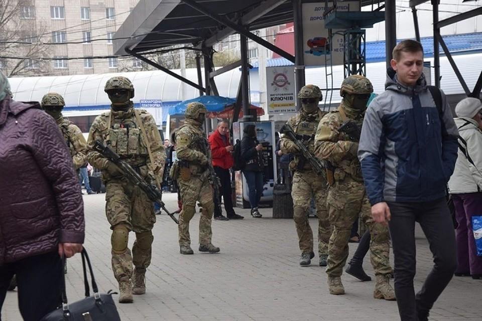 В министерстве государственного безопасности Республики назвали имена вербовщиков из СБУ. Фото: Штаб ООС