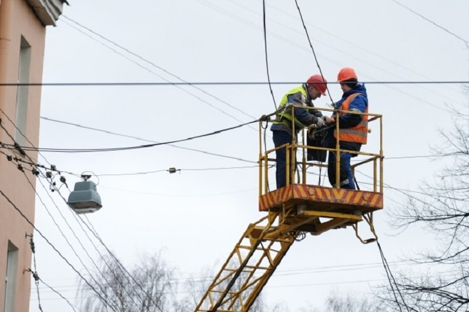 Без электричества остались 600 домов в 5 населенных пунктах Иркутской области 4 июня